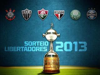 Jogos das oitavas de final - Libertadores 2013