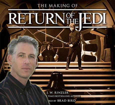 """Como se hizo Star Wars: El Retorno del Jedi"" (The Making of Star Wars: Return of the Jedi) . J.W. Rinzler"