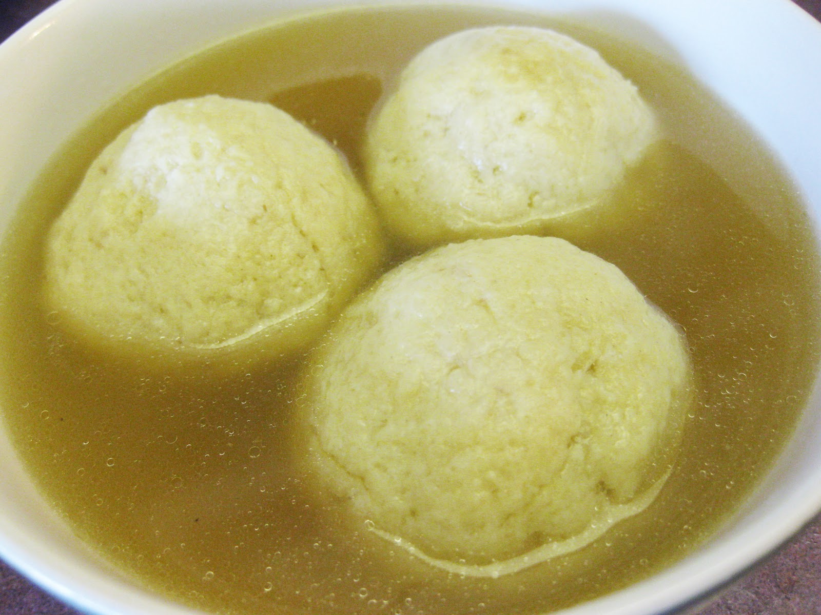 the secret to my matzo ball soup is manischewitz matzo ball mix