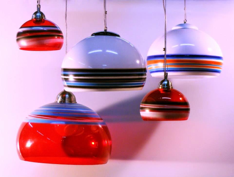 Ludica iluminacion lamparas de acrilico de techo colgantes for Disena tu comedor