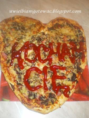 Pizza Serce