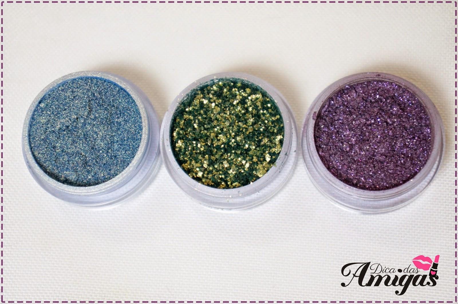 Pigmentos Yes Cosmetics