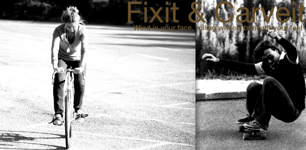Fixit & Carveit