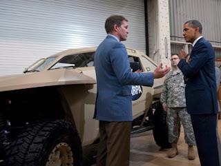 obama and darpa