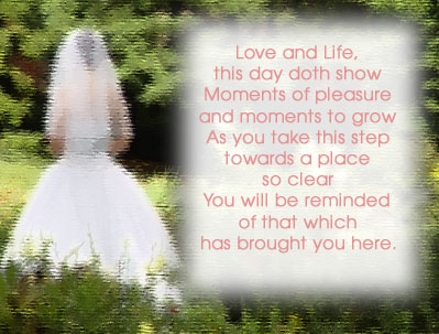 Wedding Collection Nowadays Wedding Poems