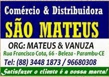 Comercial e Distribuidora São Mateus