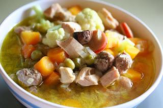 Cara Membuat Sayur Sop Spesial