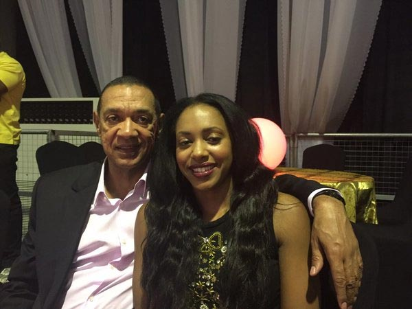Check Out Sen Ben Murray-Bruce With Pretty Daughter Jasmine At The Headies Award (Photos)