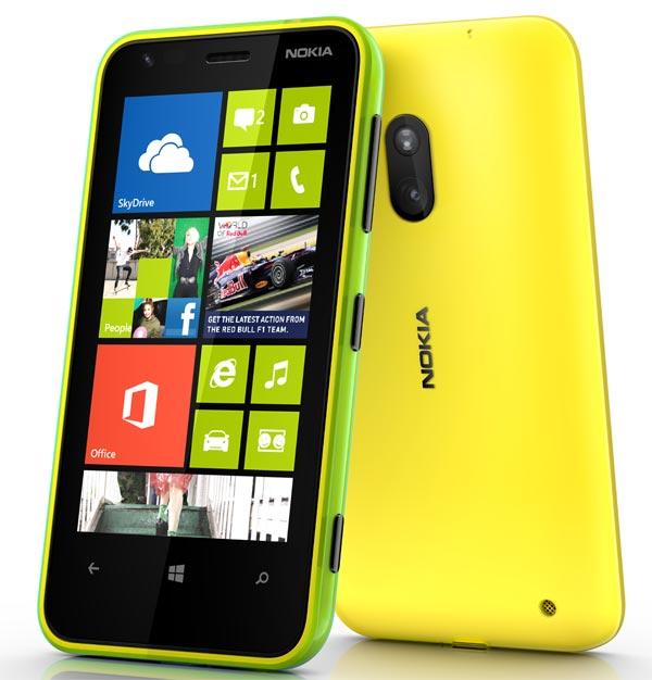 Comparativa Nokia Lumia 520 contra el Nokia Lumia 620 | Tu Sitio ...