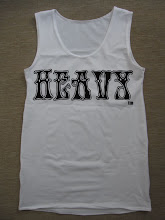 "CLASSIC ""HEAVY"" LOGO TANK TOP!!"