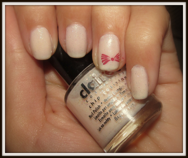 Clair's nail polish