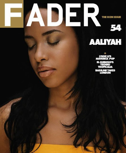 Aaliyah Archives Aaliyah Fader Magazine The Icon Issue