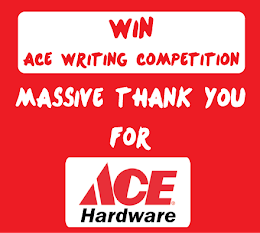 Winning ACE Writing Competition