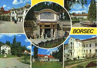 Borsec - oras balnear - RGXpress