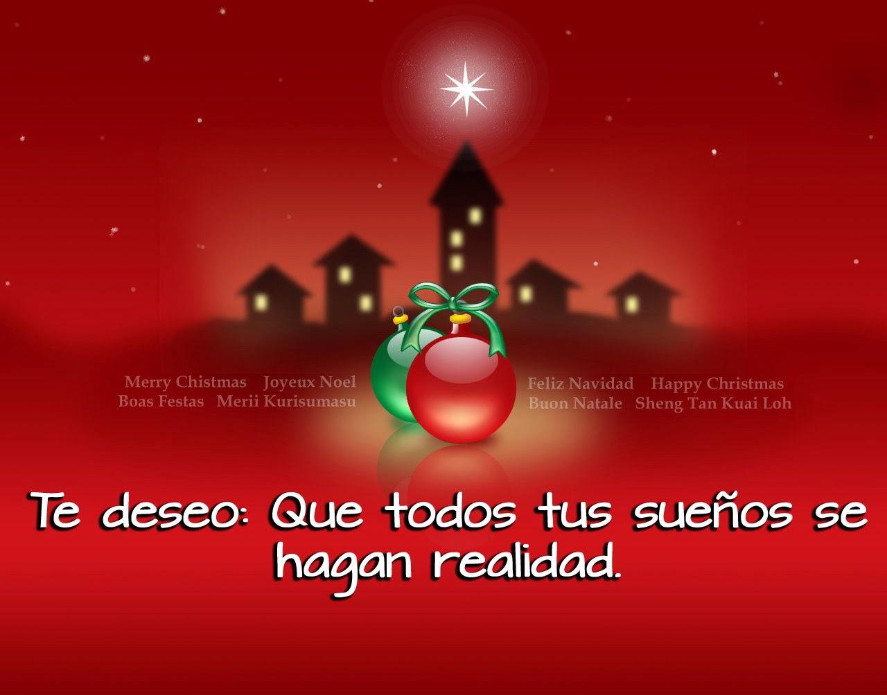 Deseos de navidad imagenes de navidad - Deseos de feliz navidad ...