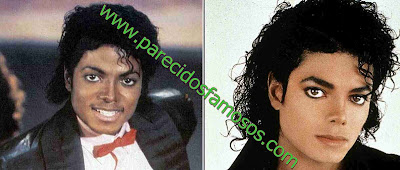 Michael Jackson Antes y Después