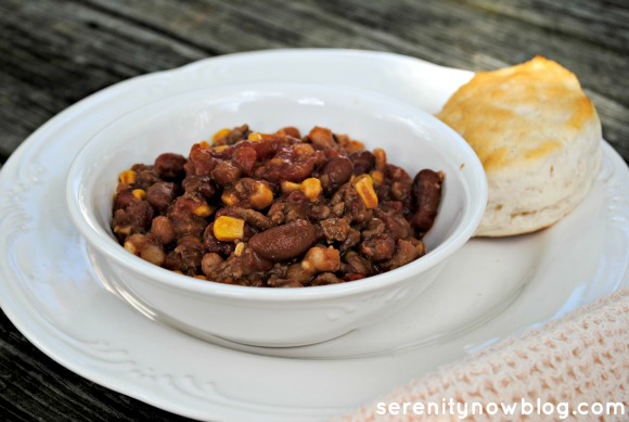 Cowboy Soup (Stew) Recipe, from Serenity Now