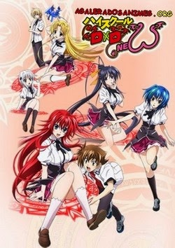 High School DXD New - Sem Censura