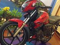 Harga Motor TVS Apache RTR 180 Xventure Cash dan Kredit