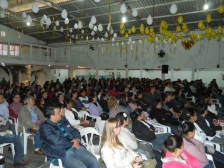 Funcionários da educação de Juquiá participam de Palestra Motivacional