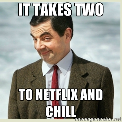 "Compilation Of The Funniest ""Netflix And Chill"" Memes On The Internet!"