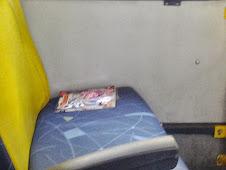 Almanaque Turma da Mônica Jovem deixado no ônibus 462 - Copacabana/RJ