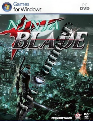 Ninja Blade Game PC Full Ripped-Pro Gamexp