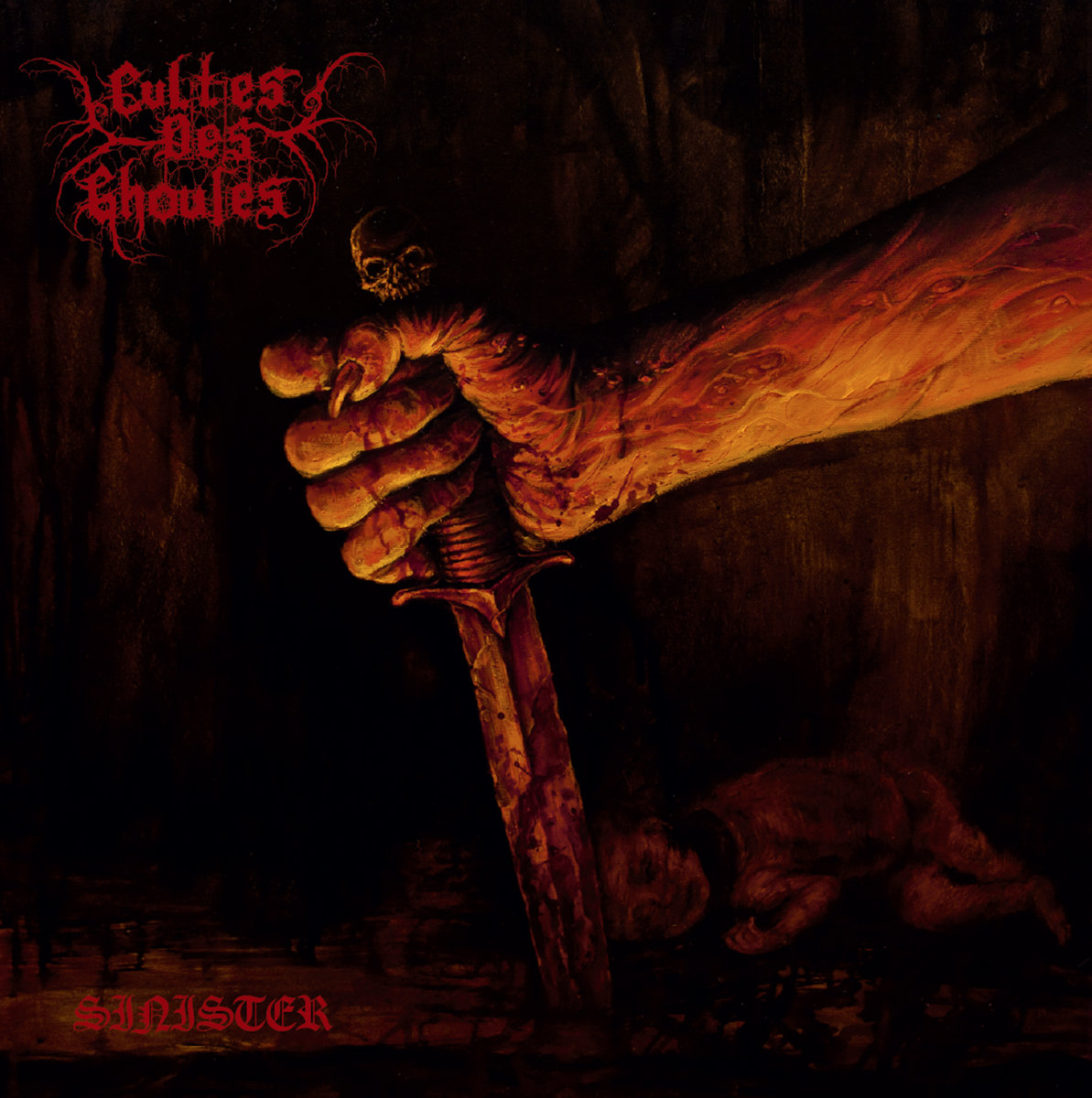 Cultes des Ghoules - Sinister - Press Release + Track Stream.