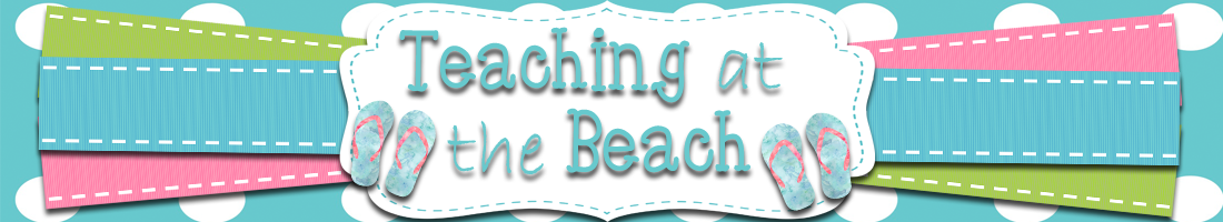 Teaching at the Beach