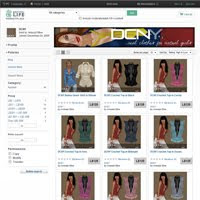 Shop DCNY on SL Marketplace