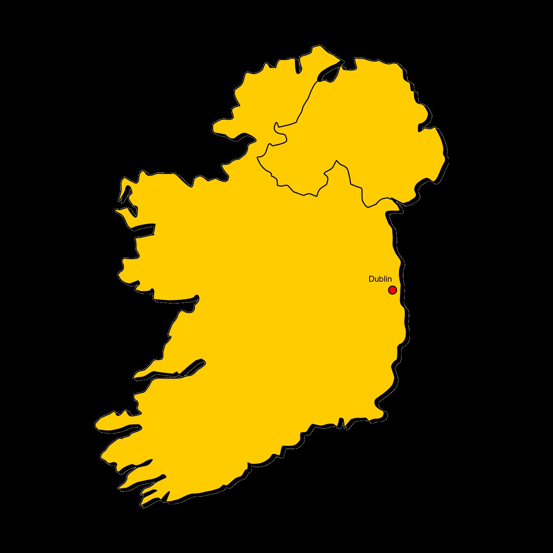 Irland | <b>Landkarten</b> kostenlos – Cliparts kostenlos | Seite 2