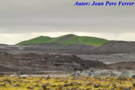 Viaje a Islandia: Glaciar Svinafellsjokull