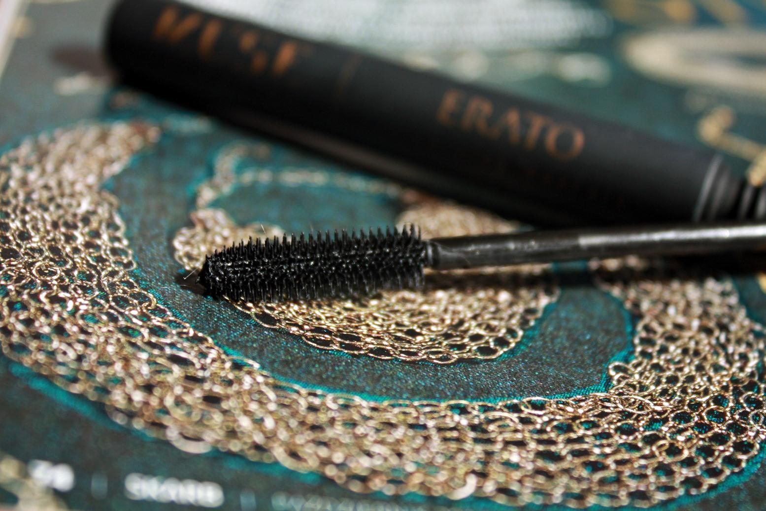 MUSE ERATO Volumizing Mascara - szczoteczka silikonowa