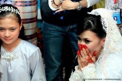 Majlis Perkahwinan Eira Syazira Dan Azad Jasmin (Gambar)