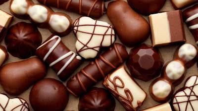 Chocolate Makes It Ageless