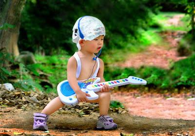 Gambar-gambar Bayi Lucu