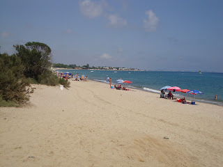 La Pineda Beach sand and sea Photo - Tarragona