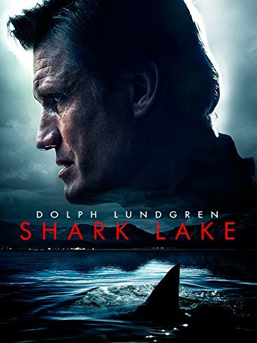 Poster of Shark Lake 2015 720p BRRip English