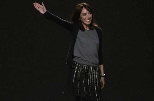 SWANS de Teresa Helbig en MBFW Madrid - otoño invierno 2014 2015