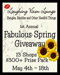 Fabulous Spring Giveaway