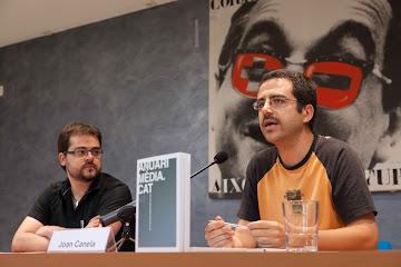 Presentació Anuari Mèdia.cat