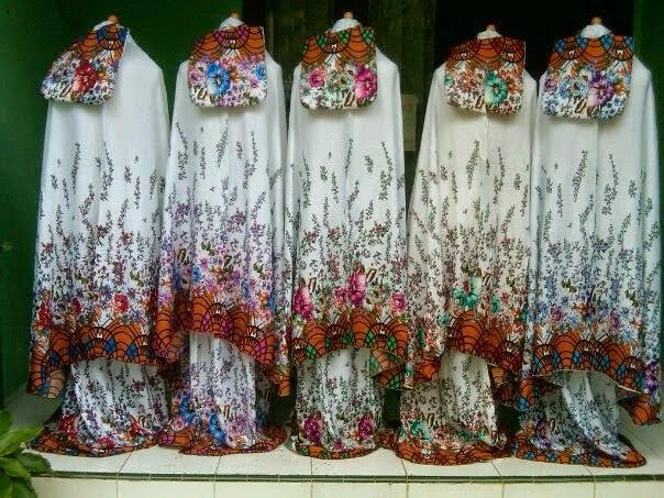 Mukena Bali Rempel Jumbo