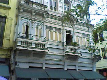 Prédios No Centro Do Rio de Janeiro