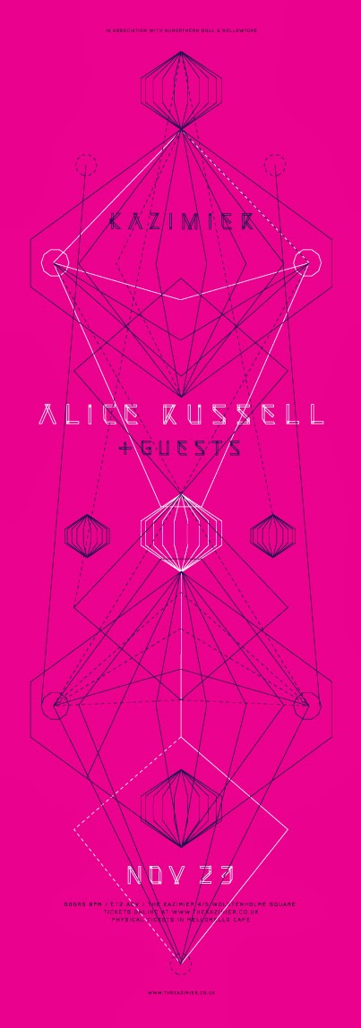 Soul star Alice Russell returns to Liverpool Kazimier