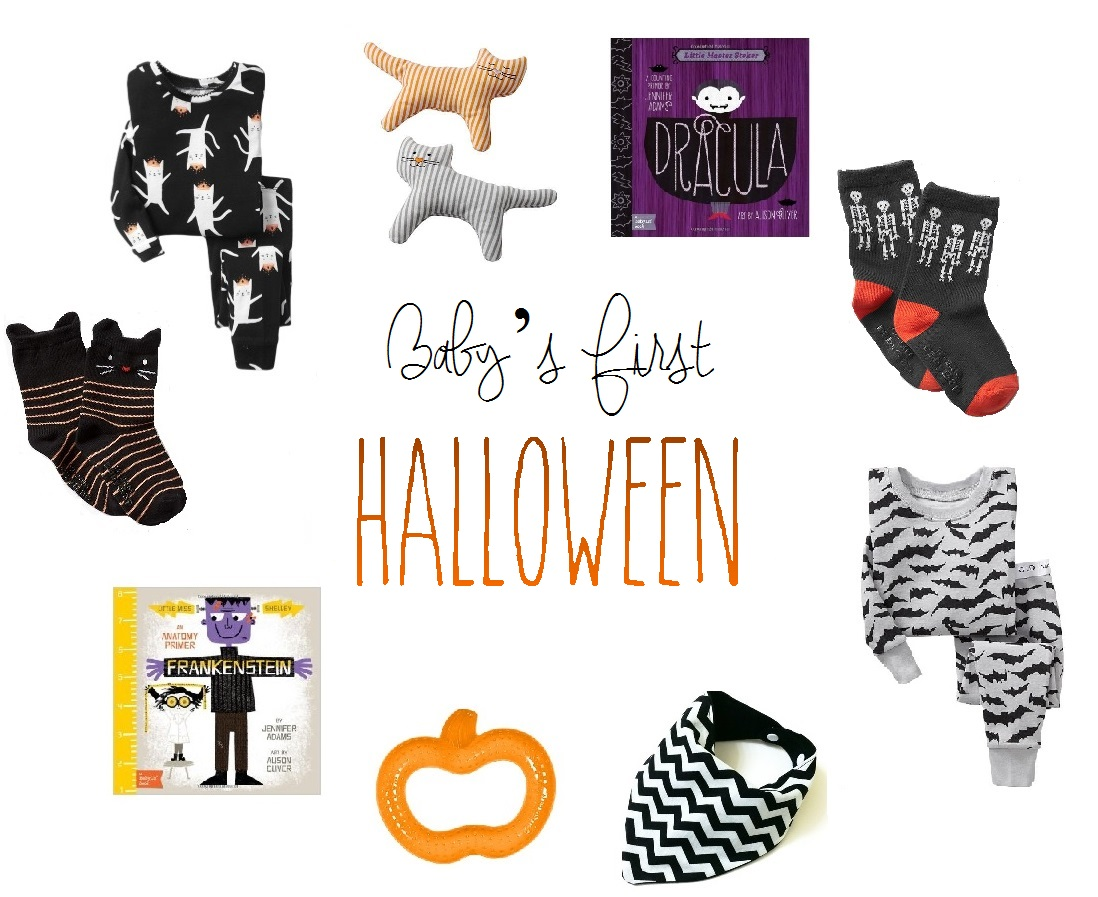 Baby Gifts For Halloween : Baby s first halloween gift life as a noel
