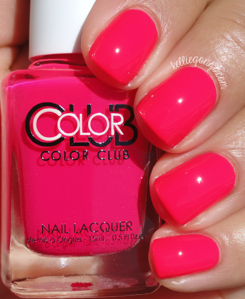Color Club Sweet Getaway Love Tahiry