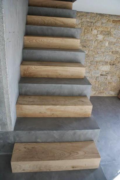 Escaleras de interior dismarquitectura - Peldanos de escaleras ...