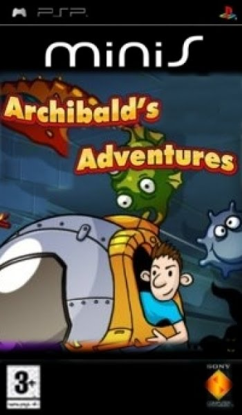 Archibald's Adventure (Free PSP Game)