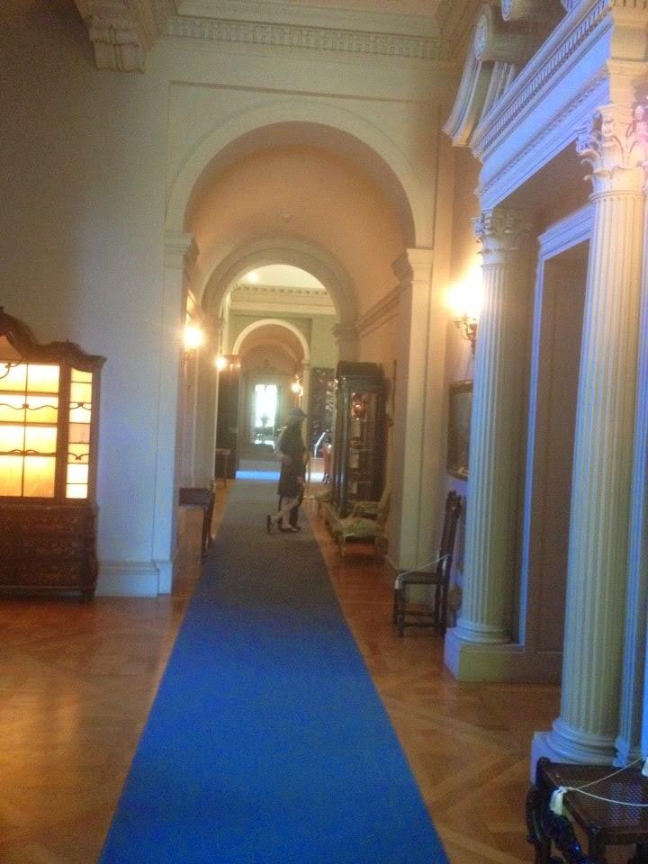Carrington mansion Dynasty