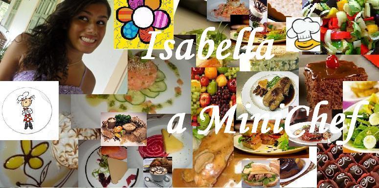 Isabella, a MiniChef